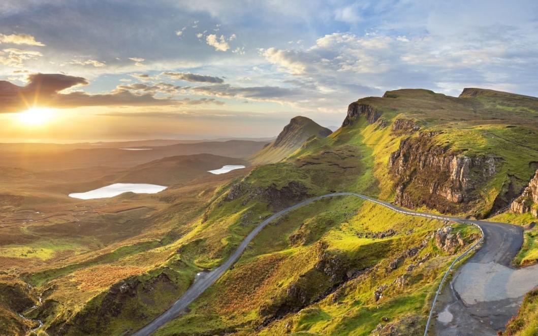 Ontdek de schoonheid en kom tot rust tijdens het (wild)kamperen in Schotland
